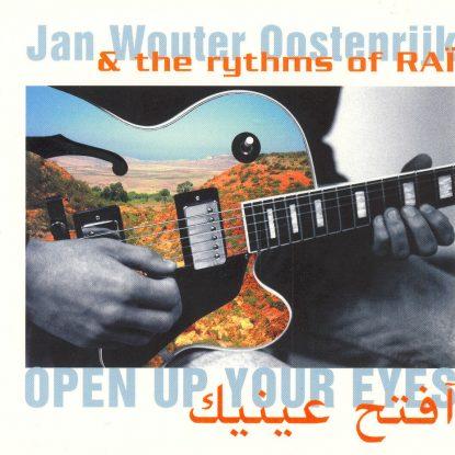 cd Open Up Your Eyes - Jan Wouter Oostenrijk