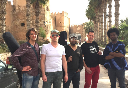 JWO Maghrebjazz & Sharqiblues On Tour