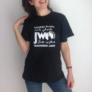 T-shirt JWO Sharqi Blues & Maghreb Jazz